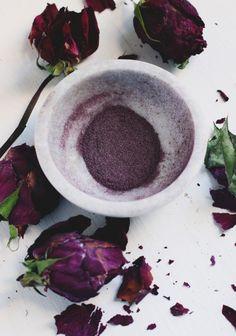 Make: DIY Rosebud Salve Blush | Free People Blog #freepeople