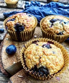 Healthy Muffins, Healthy Snacks, Brunch Salad, Good Food, Yummy Food, Healthy Baking, No Bake Desserts, Fall Recipes, Tapas