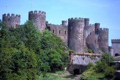 Castle Conway - North Wales