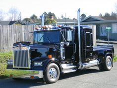 mini semi | Thread: Custom Mini Kenworth Semi Truck 1 Ton Chevy