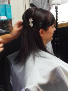 """Mother n law's """"Mother of the Bride"""" hairstyle"""