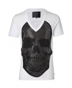 Philipp Plein - Essential White T-Shirt