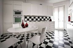 homify / Raffaella Alessandra Calzoni: Cozinha Moderno por Raffaella Alessandra Calzoni
