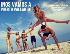 #Agéndate ¡Nos vemos del 25 al 28 de Mayo en Puerto Vallarta Colegas! #DestinoFDILA #OdontólogosCol #Odontólogos