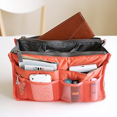 wishlist: you mean I'd actually be able to find things without blindly digging through my bag?