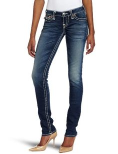True Religion Women's Julie Natural Super T Jean « Clothing Impulse