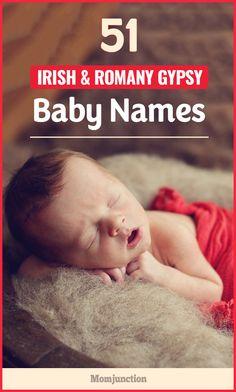 50 Irish And Romany Gypsy Baby Names