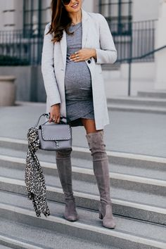 My favorite gray classics from nordstrom - shalice noel Date Outfits, Trendy Outfits, Fashion Outfits, Winter Outfits, Summer Outfits, Maternity Fashion, Winter Fashion, Nordstrom, Womens Fashion