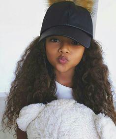 40 Cute Hairstyles for Black Little Girls 2017 Kids Beautiful Black Babies, Beautiful Children, Cute Mixed Babies, Cute Babies, Cute Hairstyles For Kids, Kids Hairstyle, Hairstyle Ideas, Mixed Baby Hairstyles, Children Hairstyles