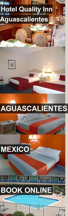 Hotel Hotel Quality Inn Aguascalientes in Aguascalientes, Mexico. For more information, photos, reviews and best prices please follow the link. #Mexico #Aguascalientes #HotelQualityInnAguascalientes #hotel #travel #vacation