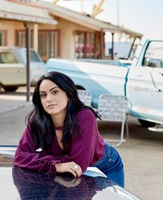 "riverdales-daily: ""Camila Mendes for Bongo Jeans. """