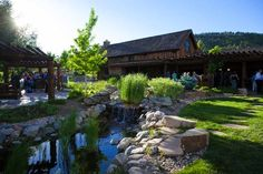Spruce Mountain Ranch – Located 45 minutes south of Denver, this gorgeous ranch is one of a kind and offers some of the best scenery that your guests will surely enjoy.