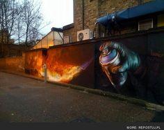 New Street Art by Irony