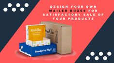 At Dodo Packaging we help you print your own custom mailer boxes for all types of products. We print on high quality corrugated boxes or Kraft boxes on full colors. Order now for affordable prices and free shipping on most orders. #mailerboxes #customprintedboxes #packagingsolutions #packagingboxes #packagingideas #printedboxes #printing #branding #boxes #dodopackaging #usa Custom Mailer Boxes, Custom Printed Boxes, Kraft Boxes, Corrugated Box, Packaging Solutions, Subscription Boxes, Box Packaging, Design Your Own, Printing