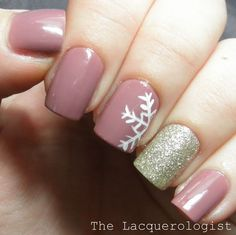 The Perfect January Manicure | The Lacquerologist | Bloglovin'