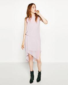 Image 2 de ROBE FLUIDE de Zara