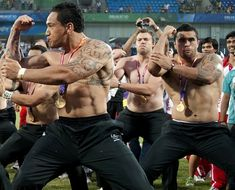 2010 Rugby Sevens World Cup Haka with Hosea Gear Polynesian Men, Polynesian People, Hosea Gear, Liam Messam, Nz All Blacks, Dance Dance Revolution, World Cup Winners, Rugby Sevens, Rugby World Cup