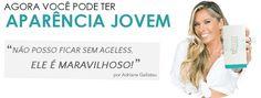 Adriane Galisteu usa e APROVA nosso produto!