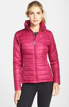 The North Face 'Aleycia' Insulated Jacket (Nordstrom Exclusive) available at #Nordstrom