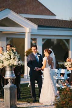 Chris and Lydia's Wedding by Gina Meola Photography