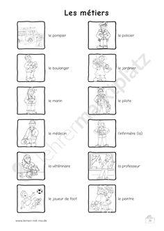 Französisch lernen mit Mo – Teil 5 - Seite 70 Core French, Liv, Teaching French, Languages, School Stuff, French Language, Learn French, French Tips, Soccer Players