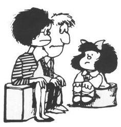 87 Best El mundo de Mafalda images in 2018 | Cheer, Funny ...