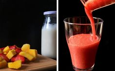 "There are just 3 ingredients in this tasty smoothie: strawberry, mango and coconut … well, plus some ice, but that doesn't really count, does it? And as it is so low in calories it's great to top you up when you feel in need of a bit more energy. I've been on a coconut<a href=""http://www.drinkmehealthy.com/recipe-strawberry-mango-coconut-smoothie-for-under-150-calories/"" title=""Read more"" >...</a>"