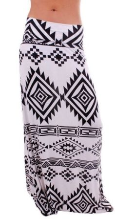 Sale Price Tribal toupe and black maxi skirt by Foreverpeace