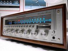 Vintage Marantz receiver