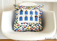 Pocket Pillow Pals - a Sewing Tutorial