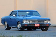 1966 Chevy Chevelle SS 427 Pro-Touring