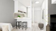 Kitchen Units, Kitchen Countertops, Contemporary, Modern, Farmhouse Style, Kitchen Design, Appliances, Mirror, Islands