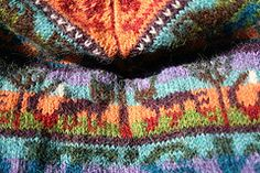 Ravelry: P Chullo pattern by Susette Newberry