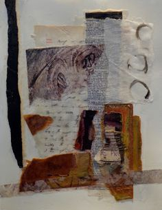 A Mixed Media Journal:  Clare Murray Adams: Are You Still Out There?
