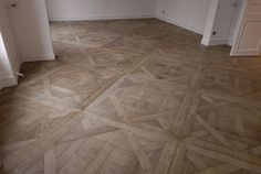 Oak floors, type Aremberg