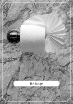 """Fandango"" instructions in ""Toilet Paper Origami on a Roll: Decorative Folds and Flourishes for Over-the-Top Hospitality"" by Linda Wright   ♦ http://www.amazon.com/dp/0980092337/"