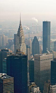 Chrysler Building. New York