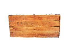SALE Vintage Wooden Box Primitive Wood Box Wood by Vintassentials