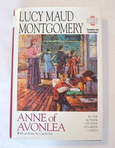 1904 Anne of Avonlea by Lucy Maud Montgomery by NoelsVintageBooks, $14.00