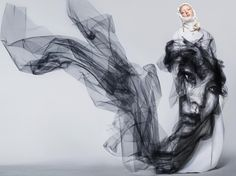 Benjamin Shine - Fabric sculpture