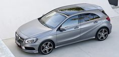 New Mercedes Classe A coming soon