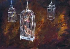 Angela Carter's 'The Erl King' by Hannah Harding www.herwhitehart.blogspot.com