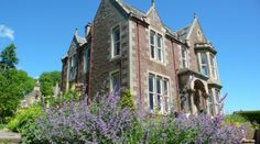 Old St Michael's, Crieff, Perth, Kinross, Scotland. Self Catering Holiday.