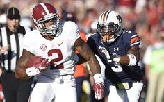 Derrick Henry leads Alabama past Auburn