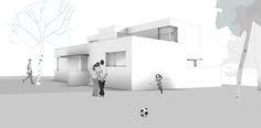 Architektur Einfamilienhaus Gondesen Architekt Braunschweig Home Decor, Detached House, Architecture, Projects, Decoration Home, Room Decor, Home Interior Design, Home Decoration, Interior Design