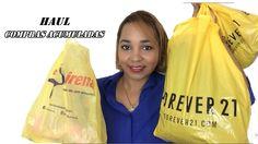 HAUL Compras Acumuladas de Ropa Forever 21/Buyincoins  Haul forever 21