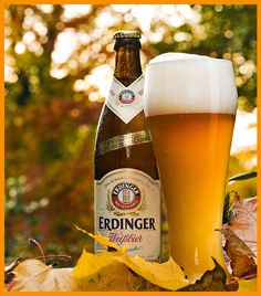 It is brewed using fine yeast according to a traditional recipe and in strict accordance with the Bavarian Purity Law. It takes three to four weeks for ‪#‎Erdinger‬ Weissbier 'with fine yeast' to mature. The nose is really quite clean, crisp and citrus, with a hint of yeast. On the palate the texture is creamy and dense. Drop by with your ‪#‎buddies‬ to enjoy this fresh brew at ‪#‎thebeerCafe‬! ‪ For more beery goodness, take a look at http://www.thebeercafe.com/