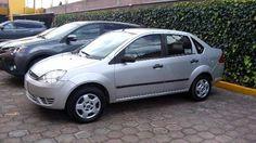 ford fiesta sedan 2007 4 puertas