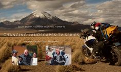 NOMADIC BULL B&B, Books & Film. Gabriola IslandTV Series Scott Wilson, Painted Books, Bolivia, Continents, Tv Series, Journey, Adventure, Landscape, Film