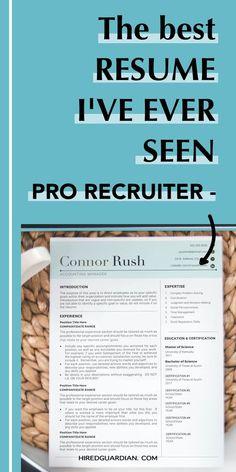 Resume Writing Tips, Resume Skills, Job Resume, Resume Tips, Writing Skills, Resume Help, Resume Ideas, College Resume, Business Resume